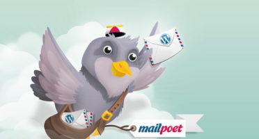 用MailPoet Newsletters插件为Wordpress搭建RSS邮件订阅支持SMTP