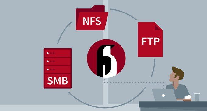 Linux共享文件夹目录三种方法-NFS远程挂载,GlusterFS共享存储和samba共享服务器