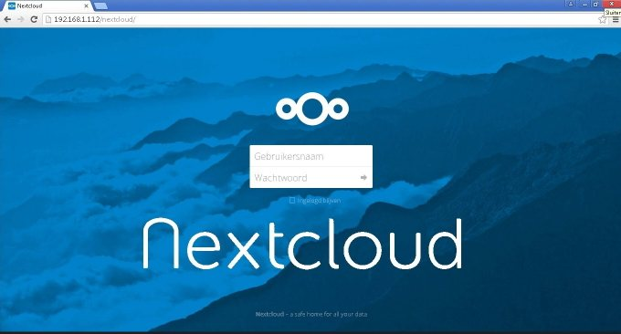 Oneinstack手动安装NextCloud以及使用Aria2离线下载和ocDownloader插件配置
