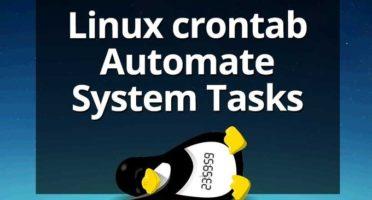 Linux Crontab命令定时任务基本语法与操作教程-VPS/服务器自动化操作