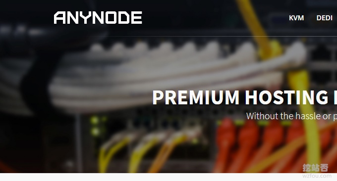 AnyNode VPS主机