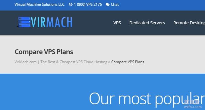 Virmach VPS主机使用体验评价-Virmach怎么样?Virmach VPS评分