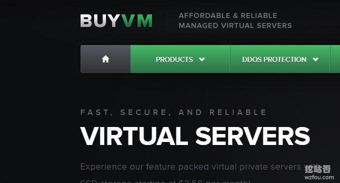 BuyVM VPS主机评价