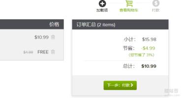 Name.com结账