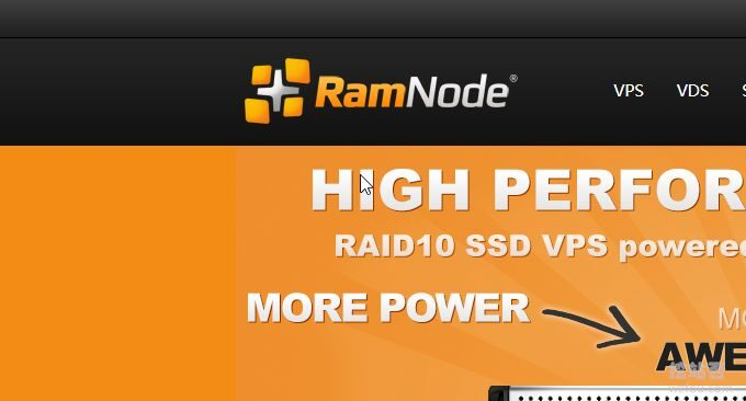 RamNode美国VPS主机性能与速度测评-速度慢价格便宜多机房可选择