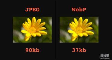 网站启用WebP格式自适应