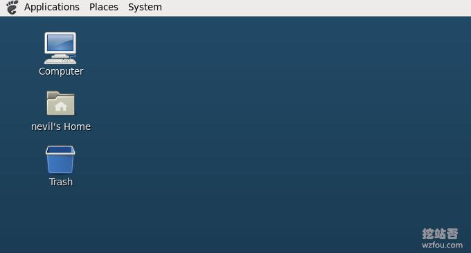 [视频教程]CentOS 6 安装桌面环境,Firefox浏览器和设置VNC连接管理