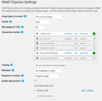 Wordpress启用webp
