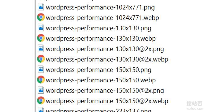 WordPress启用webp效果