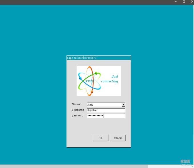 Linux VPS主机一键安装桌面环境账号密码登录