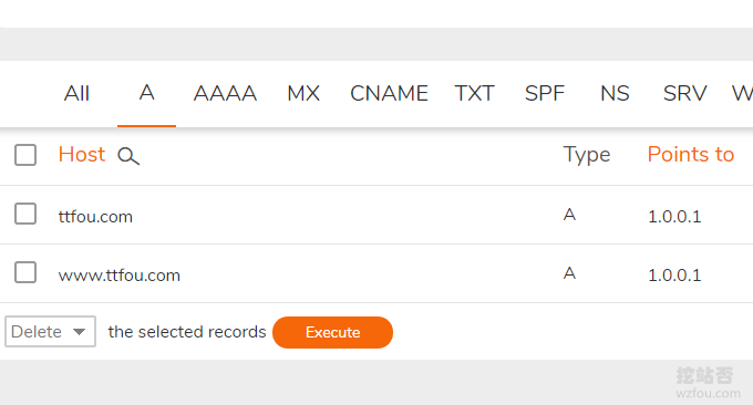 CloudFlare免费CDN自定义IP
