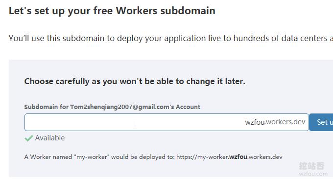 cloudflare wokers绑定二级域名