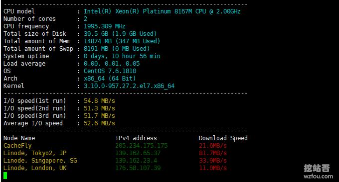 Oracle Cloud甲骨文日本VPS