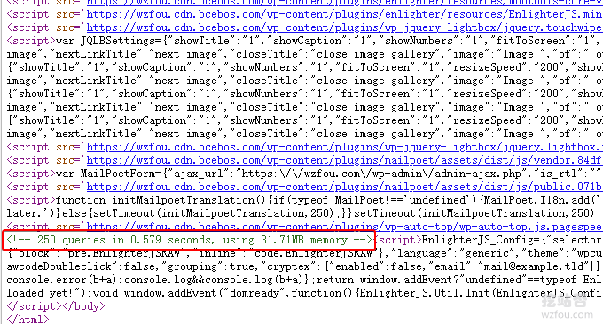 Wordpress使用Redis缓存数据库查询