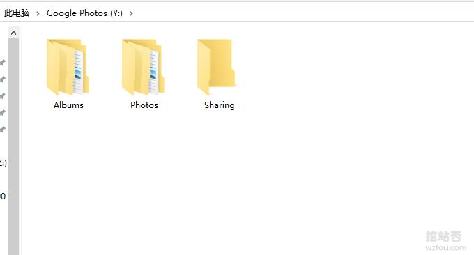 RaiDrive挂载Google Photos相册查看