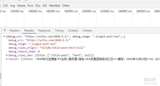 Wordpress自动采集和发布得到标题