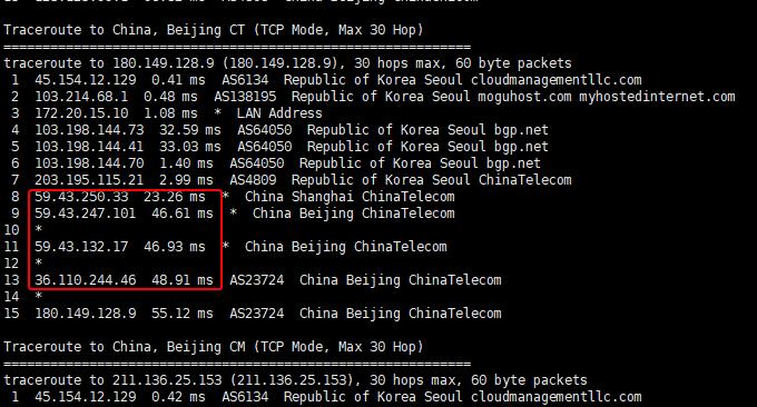 Aoyohost遨游主机韩国CN2 VPS电信回程CN2