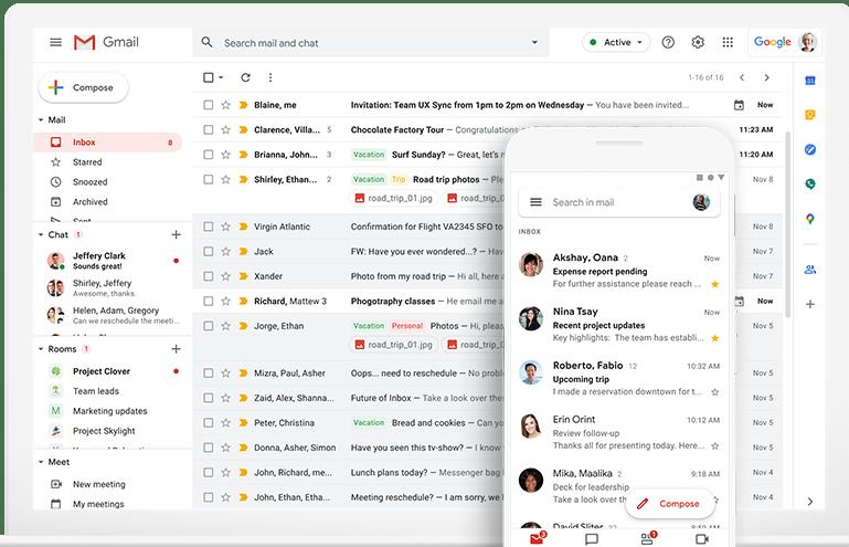 付费域名邮箱Google Workspace