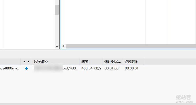 QYFOU美国CN2 GIA VPS联通下载速度