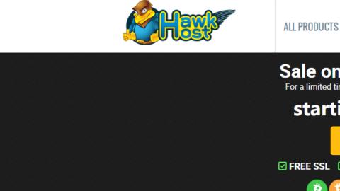 hawkhost优惠