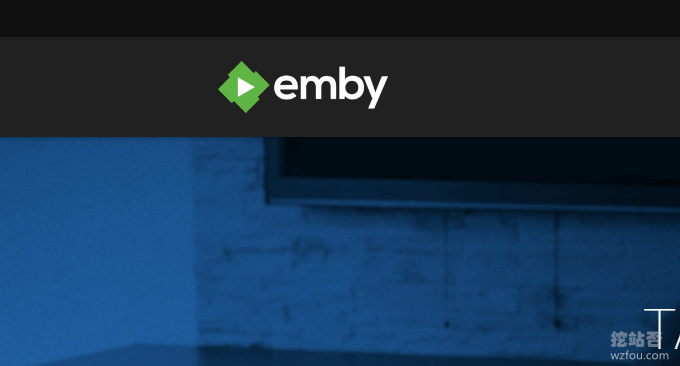 EMBY自建个人影音播放系统-使用免费开源Emby打造个人影视媒体库
