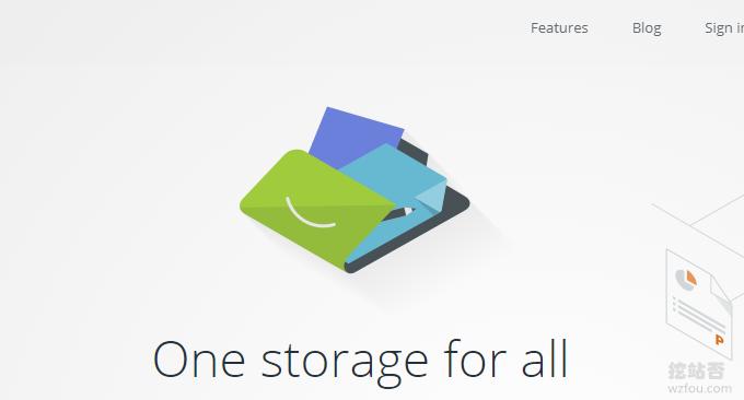 Koofr免费网盘-2GB容量支持WebDAV可管理Dropbox,Onedrive,Google Drive
