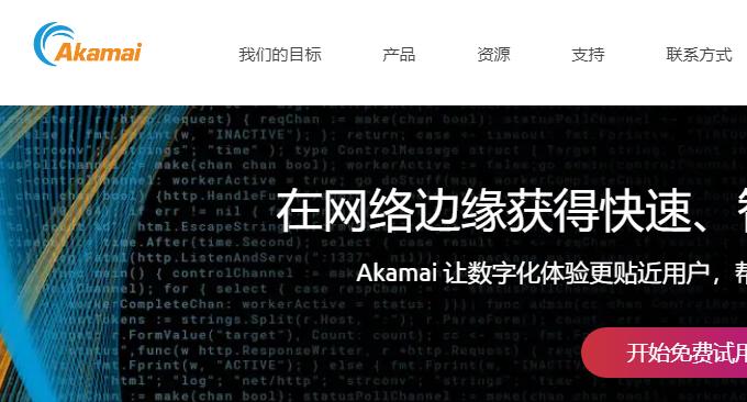 Akamai CDN加速