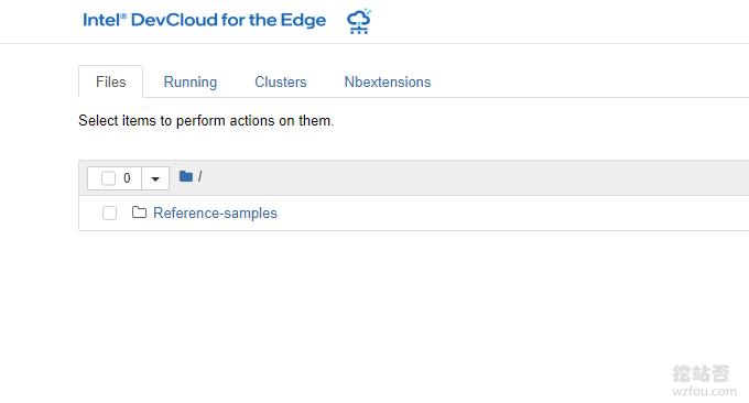 英特尔Intel DevCloud免费云服务器操作界面
