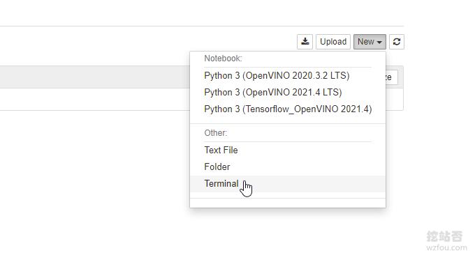 英特尔Intel DevCloud免费云服务器终端界面