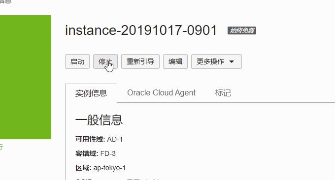 Oracle甲骨文免费云主机分离引导卷