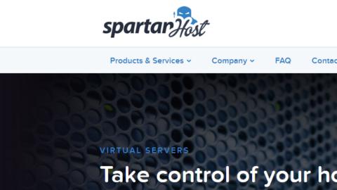 SpartanHost 斯巴达VPS主机优惠